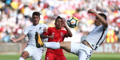 (VIDEO) Perú empató con Nueva Zelanda en el partido de ida por el repechaje del Mundial de Rusia
