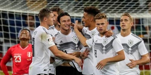 (VIDEO) Perú perdió 2-1 ante Alemania en amistoso