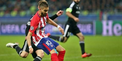 (VIDEO) Pobre empate del Atlético de Madrid que lo complica en la Champions League