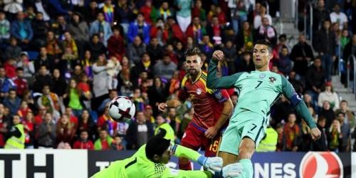 (VIDEO) Portugal depende de sí misma para clasificar
