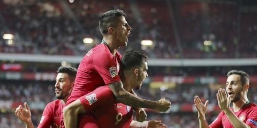 (VIDEO) Portugal empata en partido intrascendente