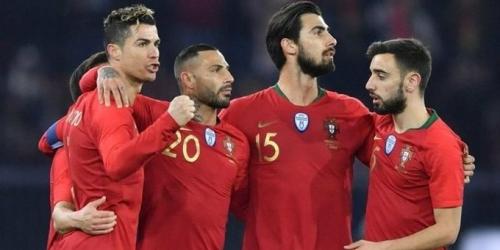 (VIDEO) Portugal ganó en los minutos finales, gracias a Cristiano Ronaldo