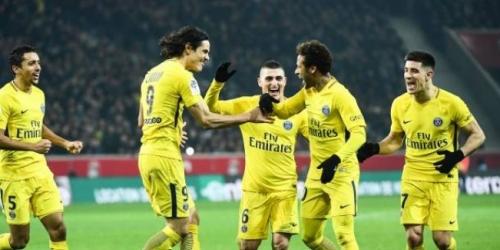 (VIDEO) PSG ganó de visitante al Lille