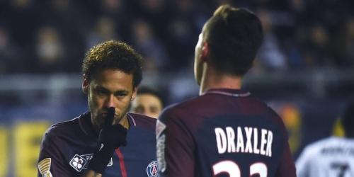 (VIDEO) PSG ganó en la Copa de la Liga de Francia