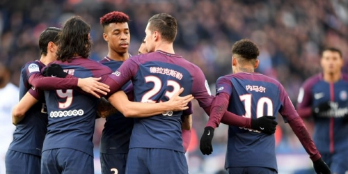 (VIDEO) PSG golea al Strasbourg en la Ligue 1 de Francia