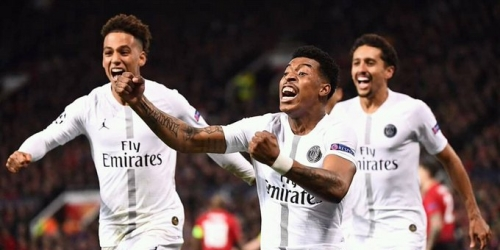 (VIDEO) PSG sorprende al Manchester United y derrota 2 a 0 en Inglaterra