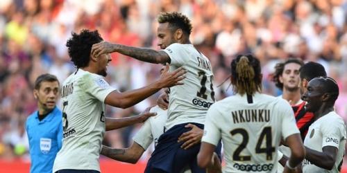 (VIDEO) PSG suma su octava victoria en la Liga 1