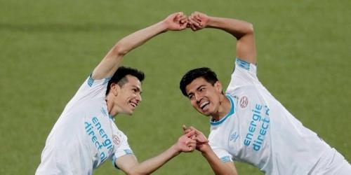 (VIDEO) PSV cosecha otra victoria y es único puntero en la Eredivisie