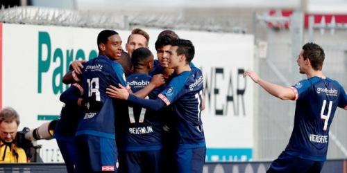 (VIDEO) PSV empata y da oportunidad a ser alcanzado por el Ajax