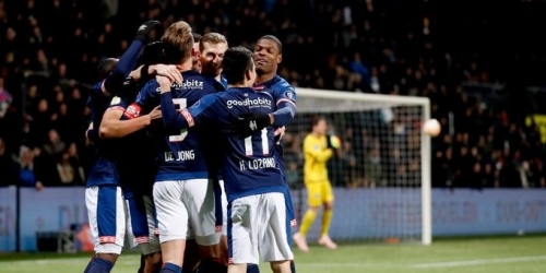 (VIDEO) PSV golea 4 a 0 al Heracles por la jornada 16