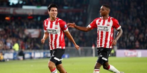 (VIDEO) PSV sigue imparable en la Eredivisie y derrota 4 a 0 al VVV Venlo