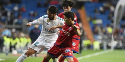 (VIDEO) Real Madrid empata ante el Numancia por Copa del Rey