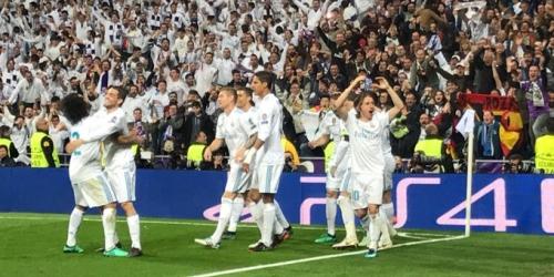 (VIDEO) Real Madrid finalista de la Liga de Campeones 2018
