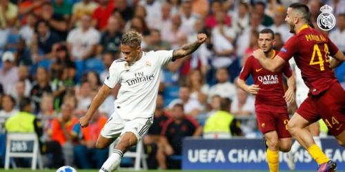 (VIDEO) Real Madrid golea 3 a 0 en su inicio en la Champions League