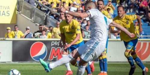 (VIDEO) Real Madrid le ganó a Las Palmas por la Liga española