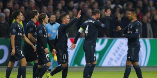 (VIDEO) Real Madrid pone un pie en los cuartos