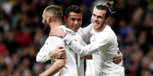 (VIDEO) Real Madrid se impone ante el Alavés