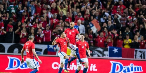 (VIDEO) Reinaldo Rueda se estrena con victoria de Chile ante Suecia