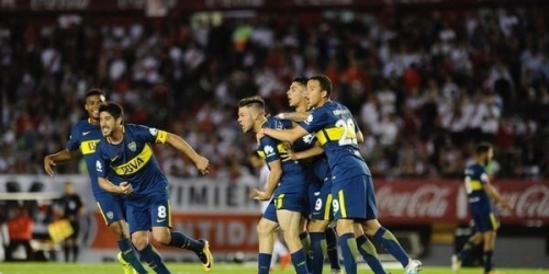 (VIDEO) River no pudo con Boca en el Superclásico