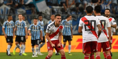 (VIDEO) River Plate lo da vuelta y puede haber final del siglo