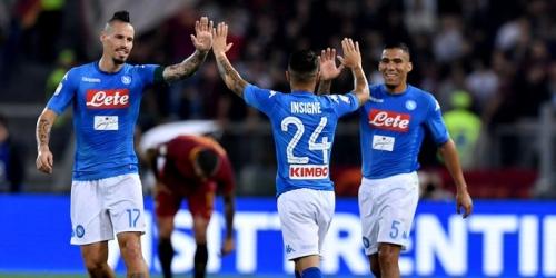 (VIDEO) Roma no pudo sorprender al Napoli