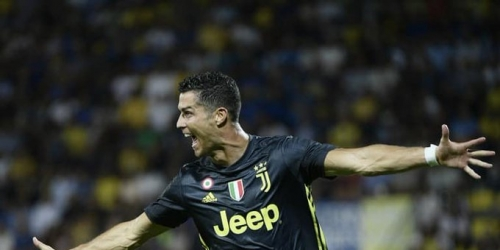(VIDEO) Juventus logró imponerse al Frosinone