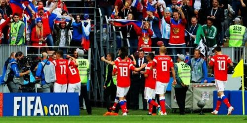 (VIDEO) Rusia gana a Egipto y está con un pie en octavos