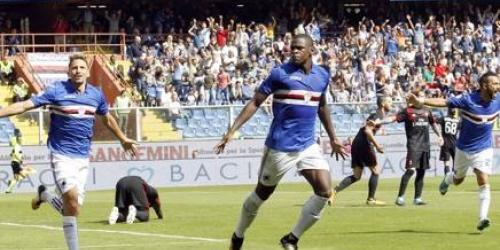 (VIDEO) Sampdoria sorprende al AC Milan con goles sudamericanos