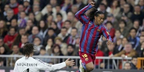 (VIDEO) Se cumplen 12 años de la exhibición de Ronaldinho en el Santiago Bernabéu
