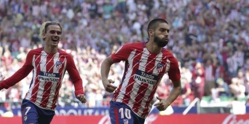 (VIDEO) Segunda victoria del Atlético de Madrid en el Wanda Metropolitano