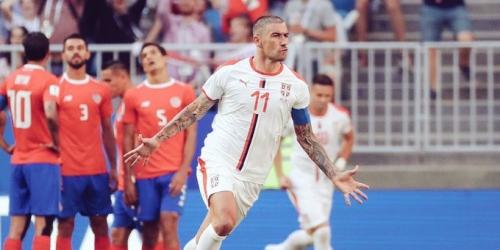 (VIDEO) Serbia ganó a Costa Rica con golazo de Kolarov