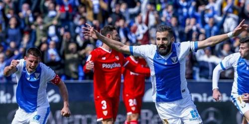 (VIDEO) Sevilla cae ante el Leganés