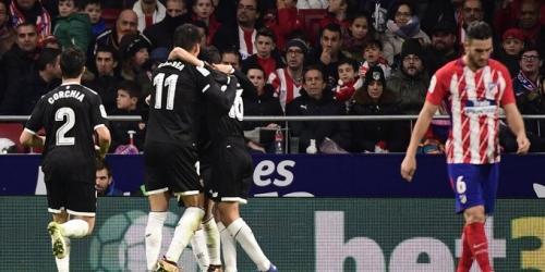 (VIDEO) Sevilla deja mudo al Wanda Metropolitano