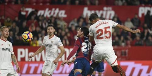 (VIDEO) Sevilla empató 1-1 contra el Levante