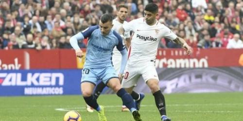 (VIDEO) Sevilla vence al Girona y se vuelve a colar en la cima