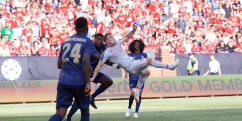 (VIDEO) Shaqiri debuta con el Liverpool a lo grande