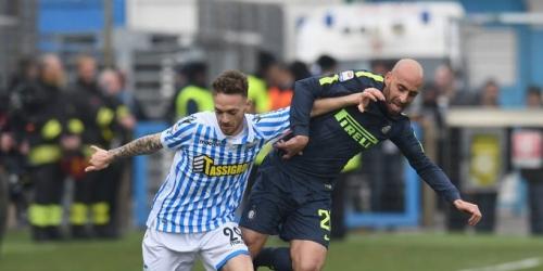 (VIDEO) SPAL empató 1-1 contra el Inter de Milan