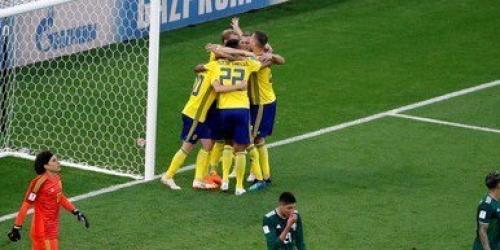 (VIDEO) Suecia golea a México y ambos quedan clasificados