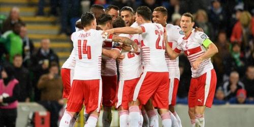 (VIDEO) Suiza gana a Grecia por amistoso internacional