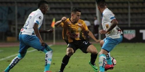 (VIDEO) Táchira avanzó a la Segunda Fase de la Copa Libertadores tras empatar frente a Macara