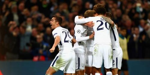 (VIDEO) Tottenham Hotspur vence al Real Madrid en Londres y accede a octavos de final