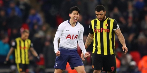 (VIDEO) Tottenham principal beneficiario de la jornada 24