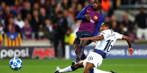 (VIDEO) Tottenham saca empate valioso que le permite clasificar a octavos de final