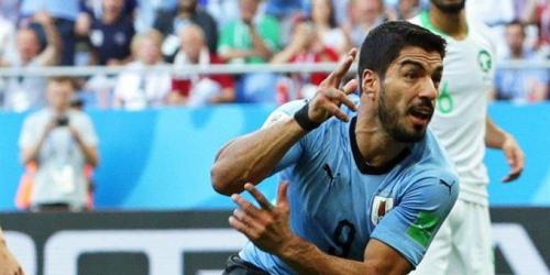 (VIDEO) Uruguay gana con la mínima diferencia de 1 a 0 a Arabia Saudita