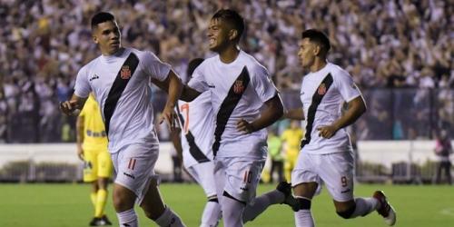 (VIDEO) Vasco da Gama le ganó a Universidad de Concepción y avanzó en la Libertadores