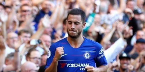 Ya habría acuerdo Real Madrid-Hazard para el 2019