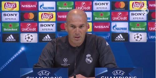 """Zidane: """"Isco es y será del Madrid"""""""