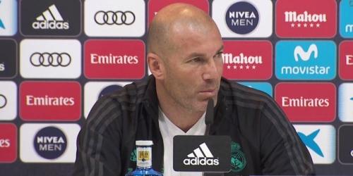 """Zidane: """"Molestamos. Hay celos. Me indigna que hablen de robo ante la Juventus"""""""
