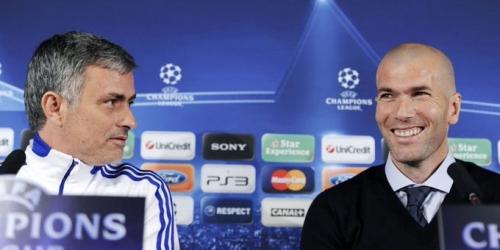 Zidane ya piensa en nuevos jugadores para el Manchester United